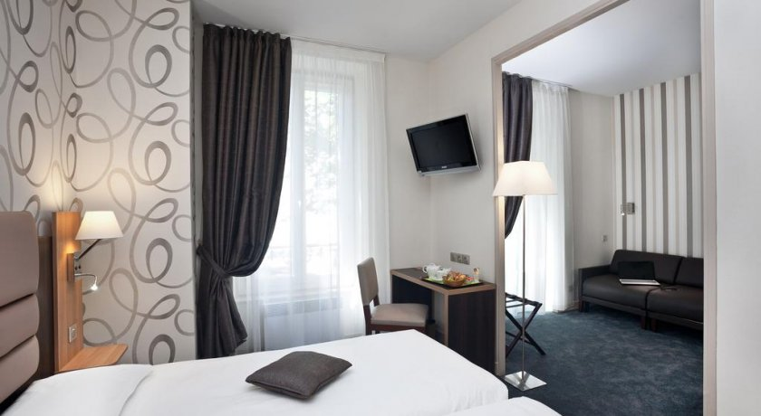 Group Booking Arverna Citotel Vichy