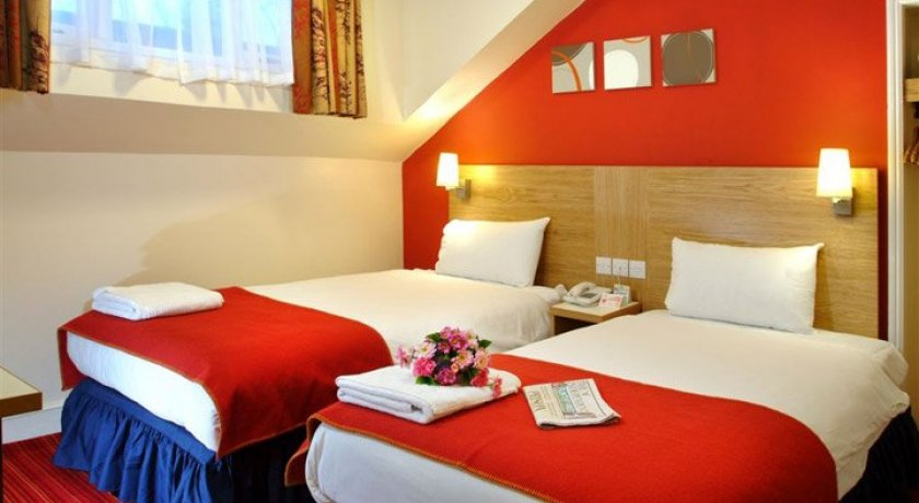 Group Booking Comfort Inn Westminster London