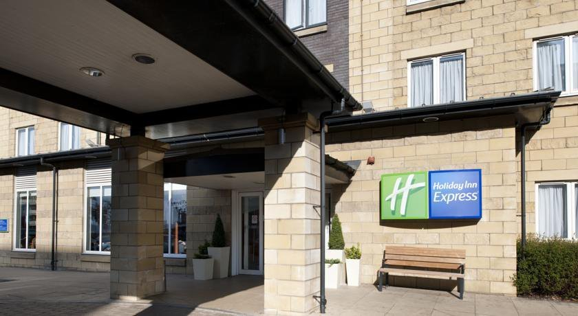 Group Booking Holiday Inn Express Edinburgh Waterfront