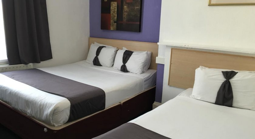 Group Booking Clapham South Dudley Hotel