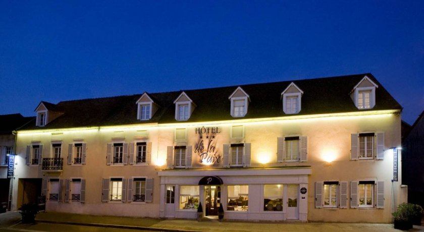 Group Booking Hotel The Originals de la Paix Beaune