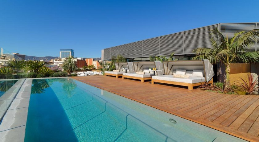 Group Booking H10 The One Barcelona