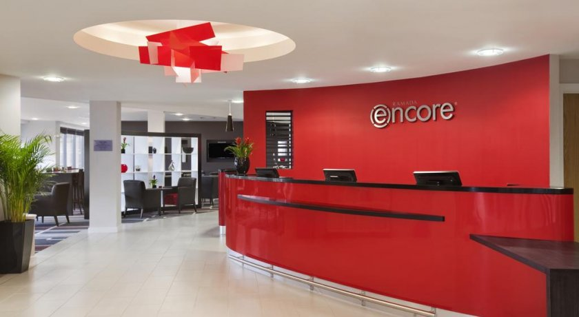 Group Booking Ramada Encore Newcastle-Gateshead