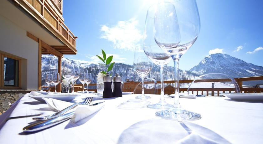 Group Booking Le Chalet Blanc