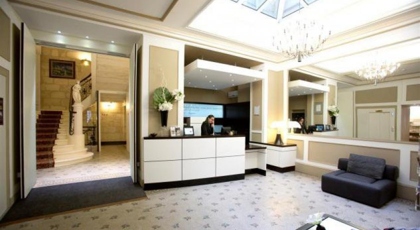 Group Booking Best Western Grand Hotel Francais