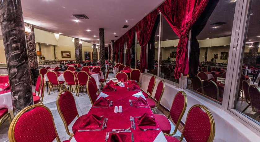 Group Booking Menzeh Zalagh Hotel