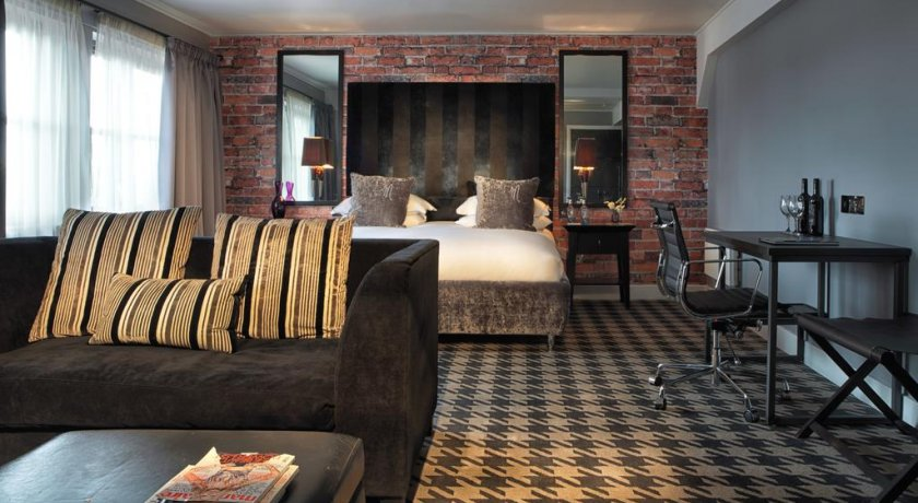 Group Booking Malmaison Newcastle