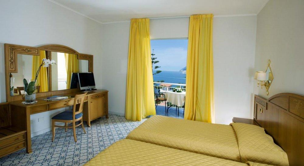 Group Booking Grand Hotel Vesuvio Sorrento
