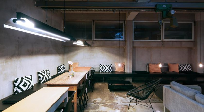 Group Booking Wallyard Concept Hostel