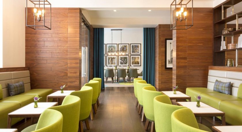 Group Booking Courtyard by Marriott Edinburgh