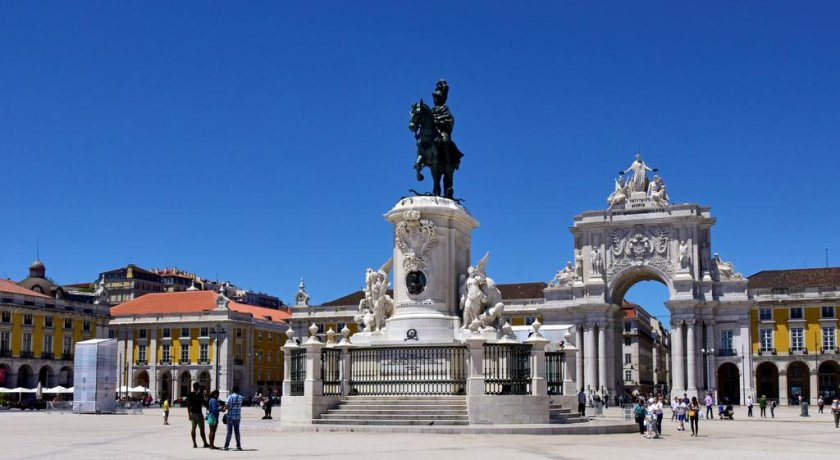 Group Booking Pousada de Lisboa