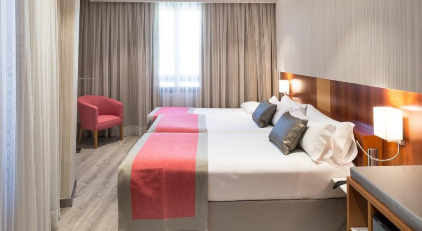 Group Booking Hotel Catalonia Barcelona 505