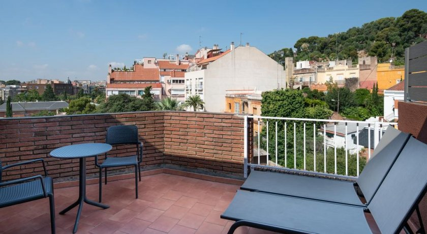 Group Booking Catalonia Park Putxet Hotel