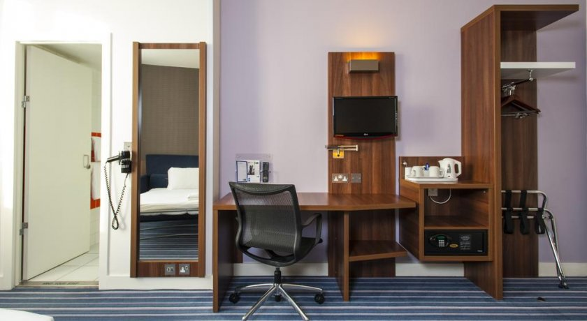 Group Booking Holiday inn Express London - Vauxhall Nine Elms