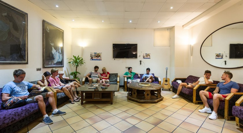 Group Booking Villa Saint Exupéry Beach - Hostel