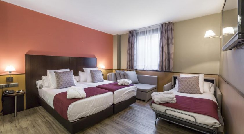 Group Booking Hotel Ronda Lesseps