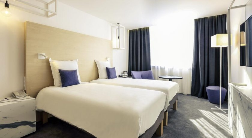 Group Booking Hotel Mercure Nancy Centre Gare