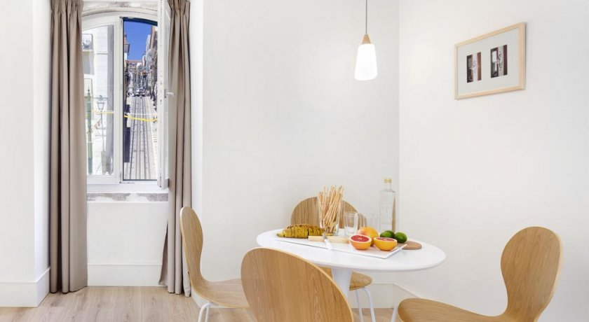 Group Booking Ascensor da Bica - Lisbon Serviced Apartments
