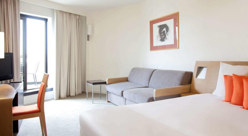 Group Booking Novotel Paris Les Halles