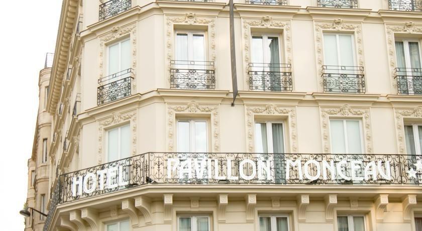 Hotel Pavillon Monceau Groupcorner