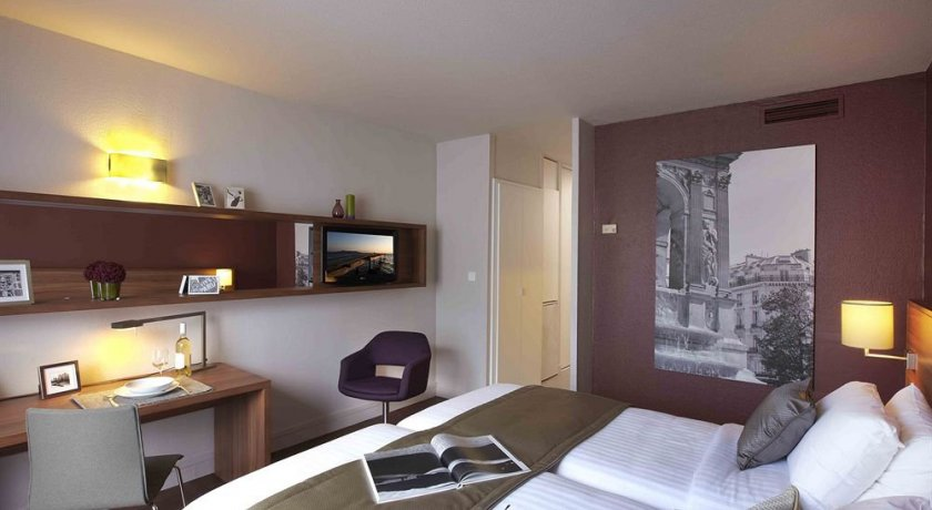 Group Booking Citadines Prestige Les Halles Paris
