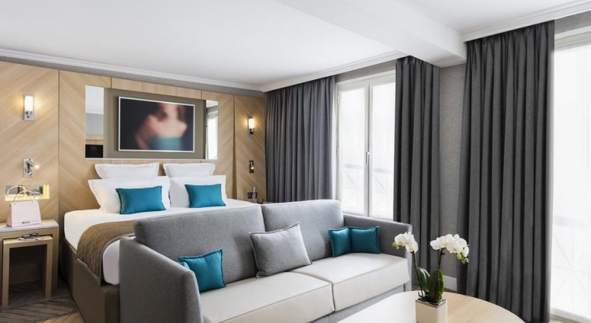 Group Booking Louvre Saint Honore Hotel