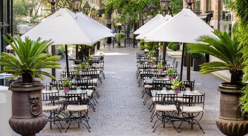 Les jardins du marais groupcorner - Jardins du marais restaurant ...
