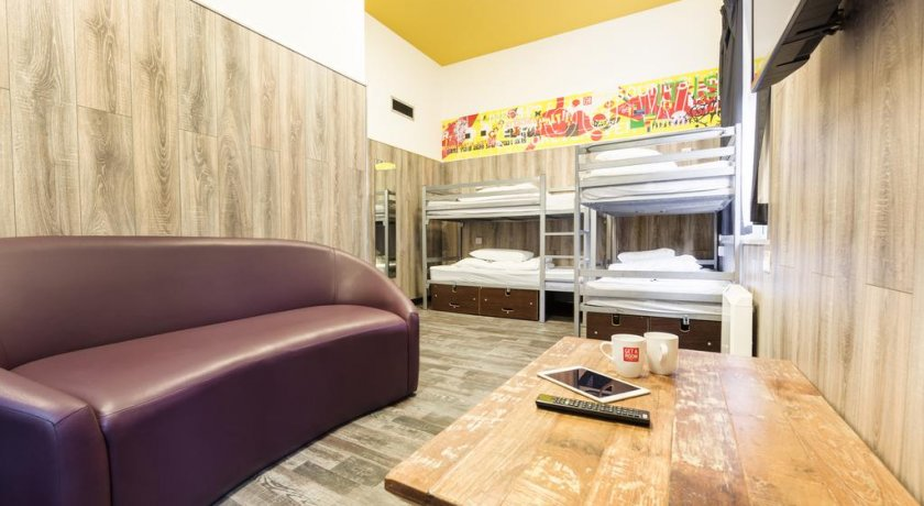 Group Booking Euro Hostel Newcastle