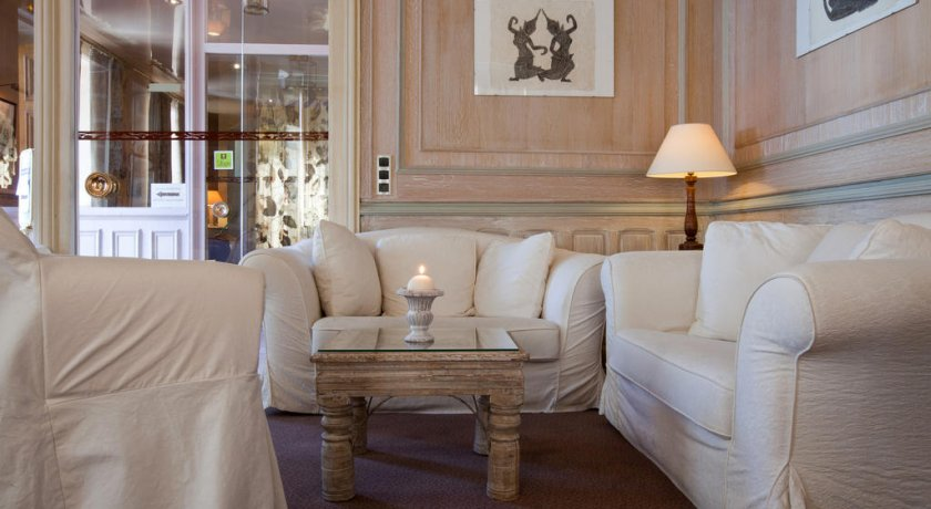 Hébergement de groupe Logis Grand Hotel Montespan Talleyrand